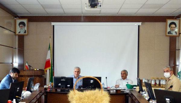 اجرای  200طرح تحقیقاتی در بخشهای غلات، حبوبات، دانه های روغنی، علوفه و مدیریت منابع در 16 استان کشور