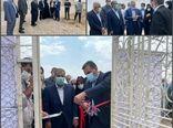 افتتاح یک واحد مرغداری مدرن در تاکستان
