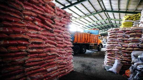 عرضه 50 هزار تن برنج وارداتی در شبکه های توزیع