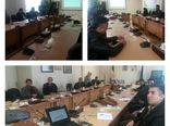 دامداران پیشرو در جلسه هم اندیشی اصول اصلاح نژاد دام سبک شرکت کردند