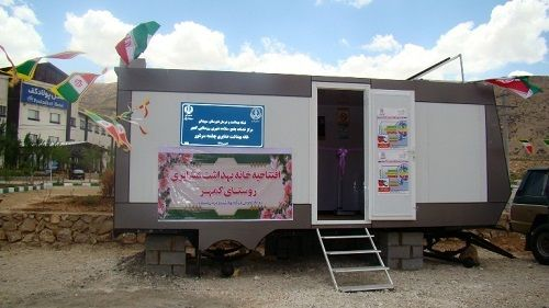 فعالیت 23 خانه بهداشت سیار عشایری در فارس