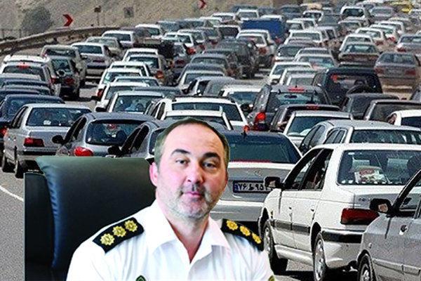 32درصد تصادفات به دلیل عدم توجه به جلو رخ میدهد