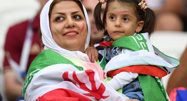فیفا به خاطر زنان میزبانی را از ایران گرفت؟