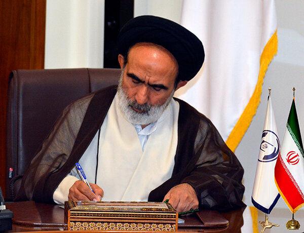 پیام تبریک نماینده ولی فقیه در وزارت جهاد کشاورزی به مناسبت روز ملی دامپزشکی