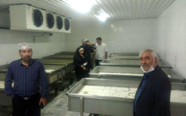 پنیر لیقوان، پرچم صنعت پنیرسازی ایران است