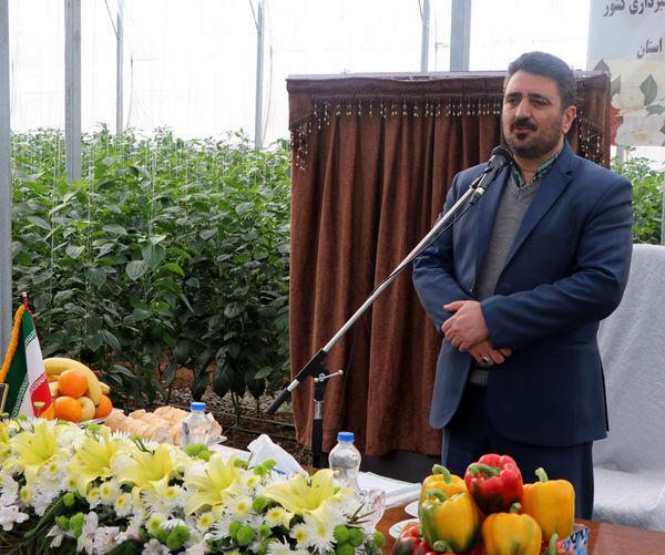 افتتاح 308 پروژه بخش کشاورزی در اصفهان