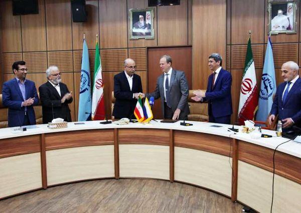 امضای تفاهم نامه همکاری سازمان شیلات ایران و آژانس فدرال ماهیگیری روسیه