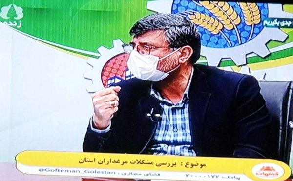 با تامین نهاده های مرغداران کمبودی در استان نیست