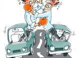 سازمان نظام پزشکی،نزاع های خیابانی 13 درصد افزایش یافت-کارتون فیروزه مظفری