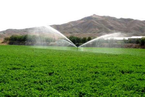 تحقق کامل تعهد آبیاری تحت فشار خنج در سال گذشته