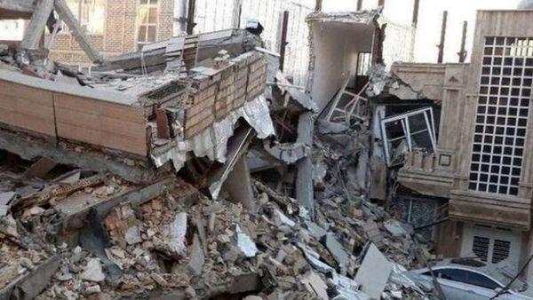 افزایش تلفات جانی زلزله کرمانشاه