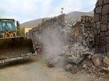 رفع تصرف 40 هکتار از اراضی شمیرانات در سال جاری