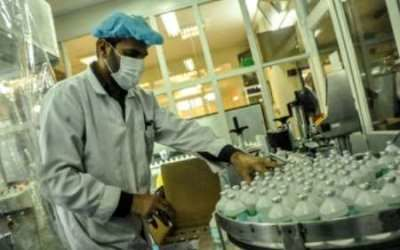 تولید 6 نوع واکسن در بخش واکسن های بی هوازی مؤسسه رازی