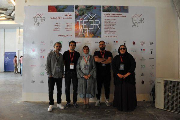 68 هنرمند در نخستین تیرآرت تهران