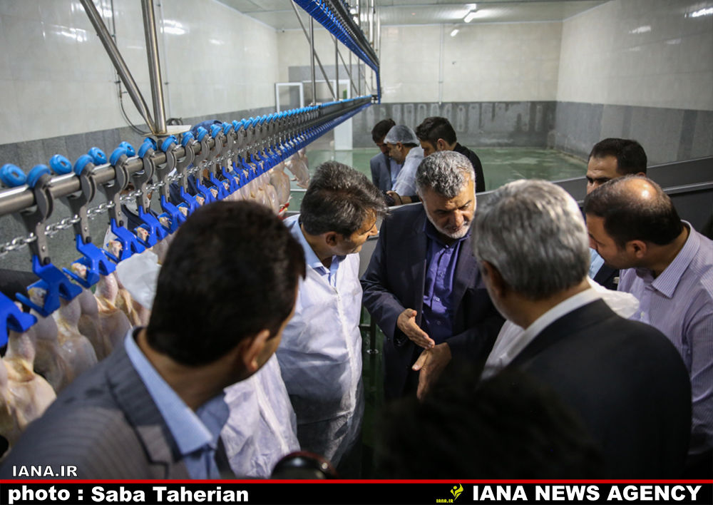 وزیر در اصفهان