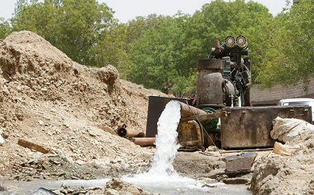 ساماندهی چاههای غیرمجاز مطالبه جهادکشاورزی