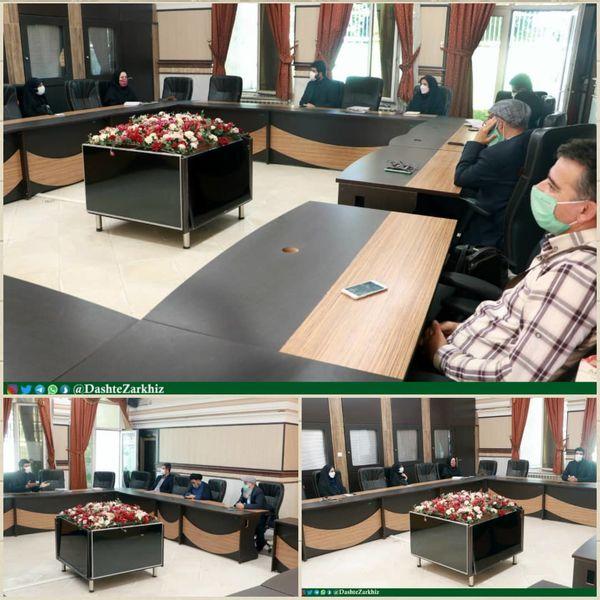 نشست هم اندیشی روابط عمومی سازمان جهاد کشاورزی استان قزوین برگزار شد