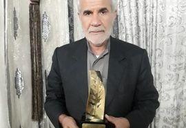 صیاد و رزمنده 8 سال دفاع مقدس خوزستانی صیاد میگوی نمونه ملی شد