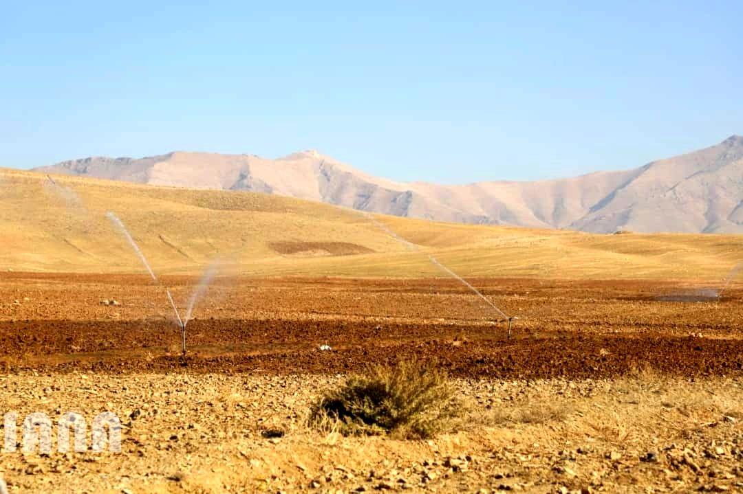 بازدید و بهره برداری طرحهای بخش کشاورزی استان لرستان