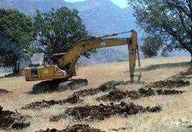 واگذاری 24هکتار از اراضی ملی به طرح توسعه باغات
