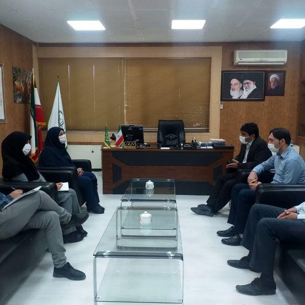 همکاری دوجانبه سازمان جهاد کشاورزی با اداره کل استاندارد