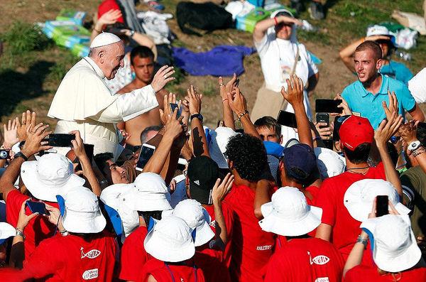 سفر پاپ به رم