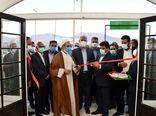 ساختمان دفتر جهادکشاورزی شهر زنوز در شهرستان مرند افتتاح شد