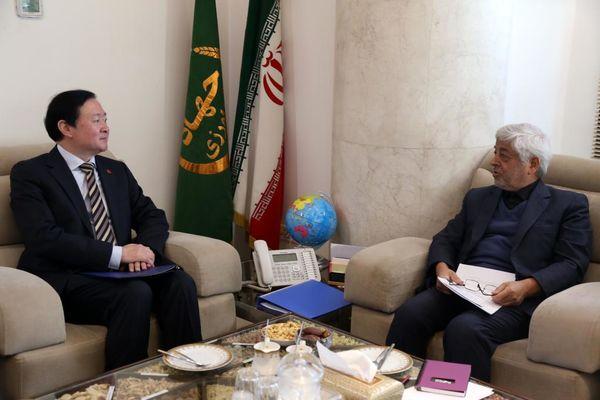 همکاریهای کشاورزی ایران و چین گسترش می یابد