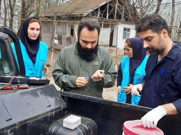 رزمایشپدافند غیر عامل در شهرستان لاهیجان