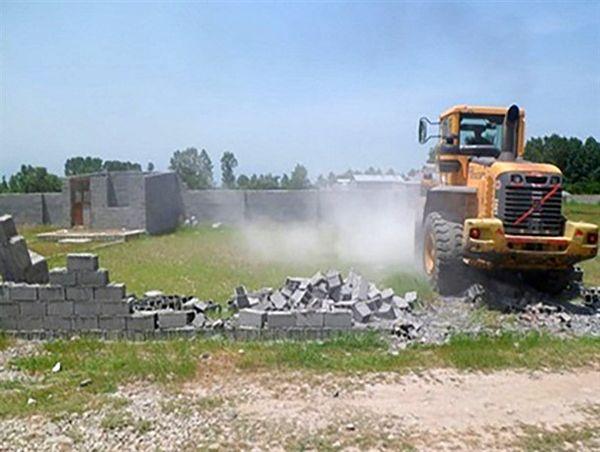 ۱۰۸ گروه ساخت وسازهای غیر مجاز را رصد می کنند