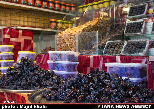 کرمان با 300 هزار تن، پیشتاز تولید خرما