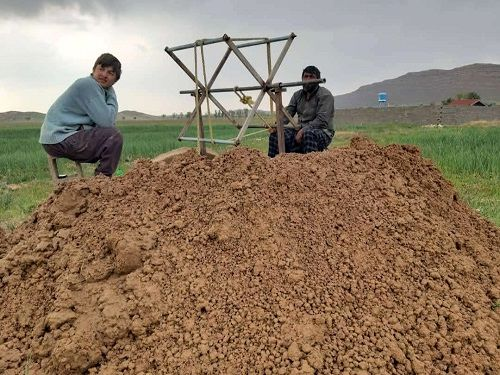 مرمت و بازسازی قنوات در شیراز