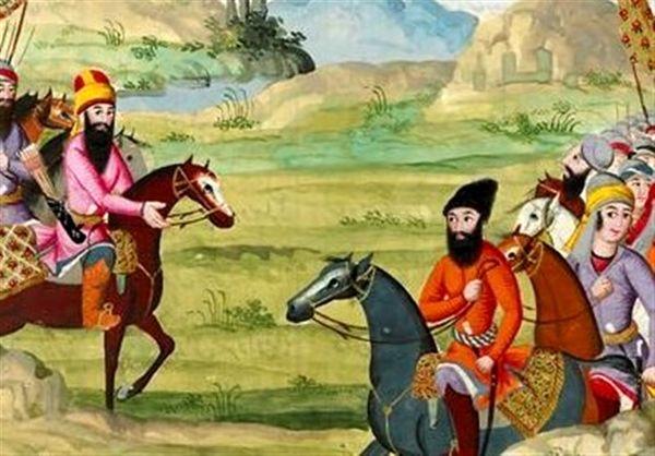 تأثیر زیاد هنر اروپایی بر نقاشی ایرانی در دوره قاجار