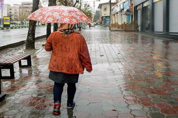 بارش ها 33 درصد کاهش پیدا کرد