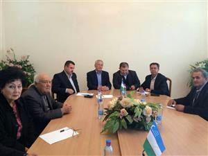توسعه همکاری های علمی ایران و ازبکستان