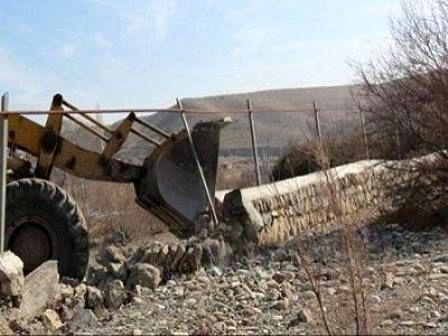 44 هکتار از اراضی ملی شهرستان دماوند رفع تصرف شد