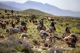 کوچ بهاره عشایر خراسان شمالی از مناطق قشلاقی به ییلاقات در حال انجام است