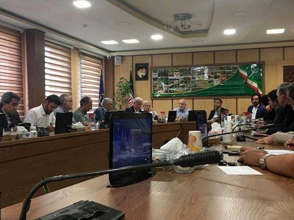 حضور نماینده اتاق تعاون ایران در شوراهای تصمیم گیری سازمان تحقیقات کشاورزی