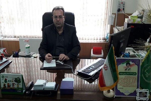 هشدار برای شیوع آفت آلو در باغات شاهیندژ