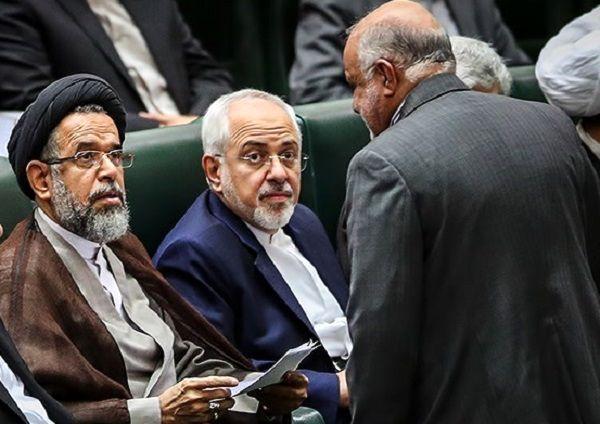 ظریف ،علوی و آذری جهرمی به کمیسیون امنیت ملی می روند