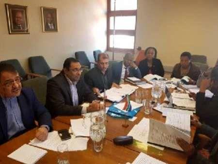 همکاری ایران و آفریقای جنوبی در بخش کشاورزی و شیلات