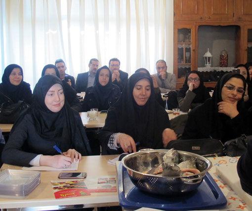 تفاهم نامه مشترک مدیریت شیلات و امور آبزیان با اداره کل آموزش فنی و حرفه ای آذربایجان شرقی اجرایی شد