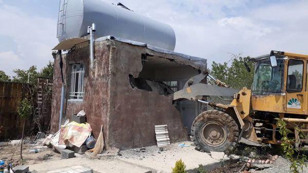 110 هکتار از اراضی کشاورزی اسلامشهر آزادسازی شد