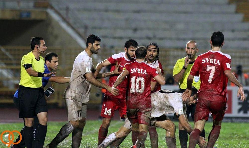چرا باید«تیم ملی» برای شکست سوریه تلاش کند؟