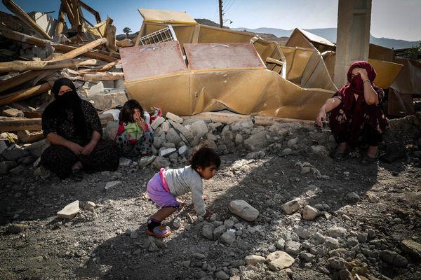 افسردگی در مناطق زلزلهزده بیداد میکند