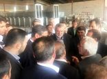 وزیر جهاد کشاورزی از کشتارگاه صنعتی طیور در شهرستان رزن بازدید کرد