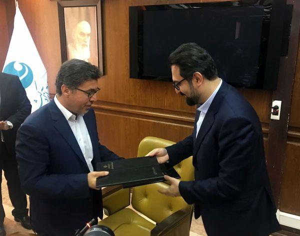 تفاهم نامه همکاری مشترک معاونت امور هنری و منطقه آزاد کیش امضا شد