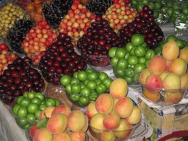 کاهش 90 درصدی قیمت میوههای تابستانی در بازار