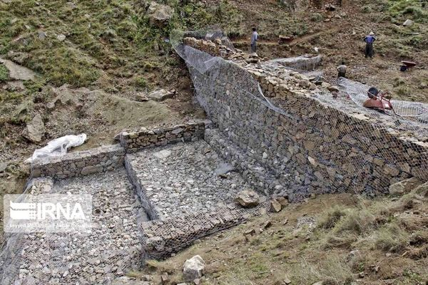 کنترل ۱۰میلیون مترمکعب سیلاب در شهرستان ری