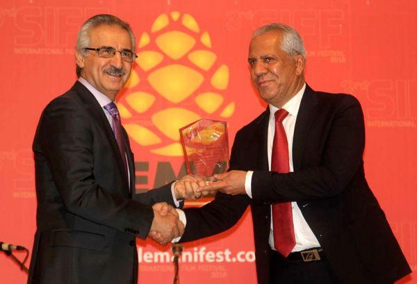 برگزاری سومین دوره جشنواره بینالمللی فیلم «سلیمانیه»